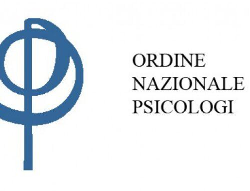 CNOP, atto di indirizzo sulla pubblicità informativa Psicologi