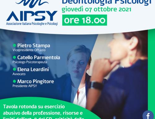 [webinar] Esercizio abusivo della professione psicologo